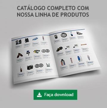 Catálogo completo com nossa linha de produtos